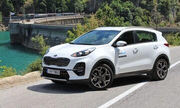 Kia Sportage ντίζελ και υβριδικό από 23.590 ευρώ