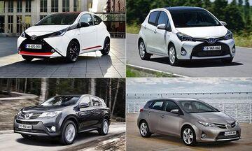 Ποια είναι τα αδύνατα σημεία των Toyota;