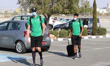 Ομόνοια: Αναχώρησε για την Αθήνα - Οι παίκτες που βρίσκονται στην αποστολή (pic)
