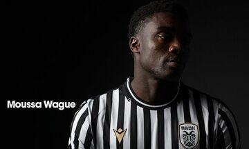 ΠΑΟΚ: Ανακοίνωσε τον δανεισμό του Μούσα Ουαγκέ από την Μπαρτσελόνα (pic-vid)
