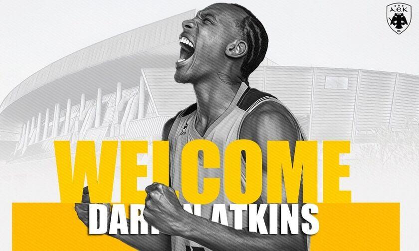 ΑΕΚ: Ανακοίνωσε την απόκτηση του Ντάριον Άτκινς