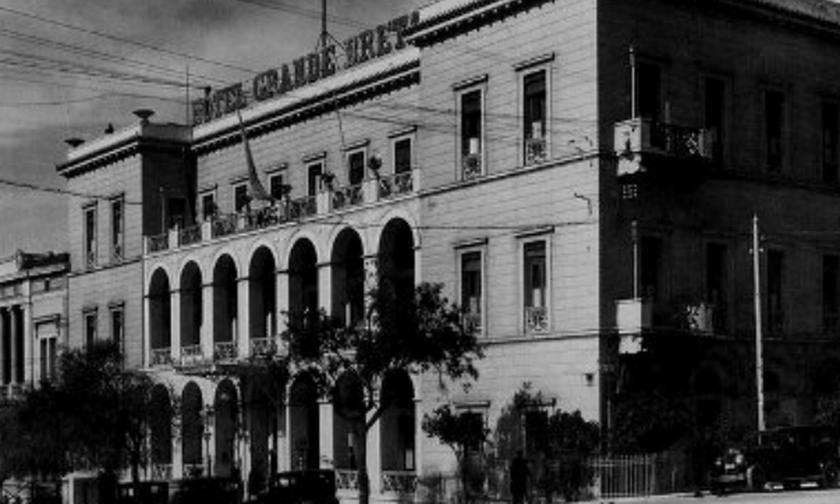 1944: Πώς ο «Τσόρτσιλ» έσωσε το ξενοδοχείο «Μεγάλη Βρετανία» από την ανατίναξη (pics)