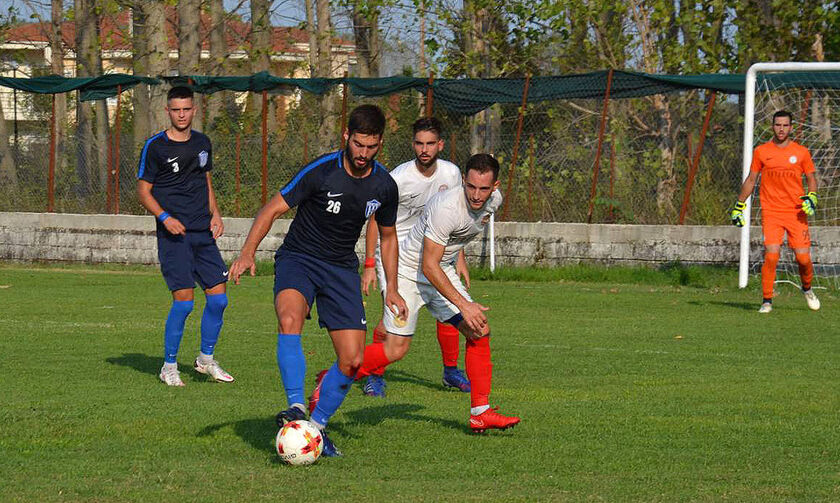 ΑΟ Τρίκαλα – Απόλλων Λάρισας 2-0: Φιλική νίκη με Σκόνδρα, Αλμπάνη (vid, pics)