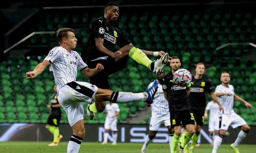 Κράσνονταρ - ΠΑΟΚ: Το δοκάρι του Ελ Καντουρί και το γκολ του Καμπελά για το 2-1  (vid)