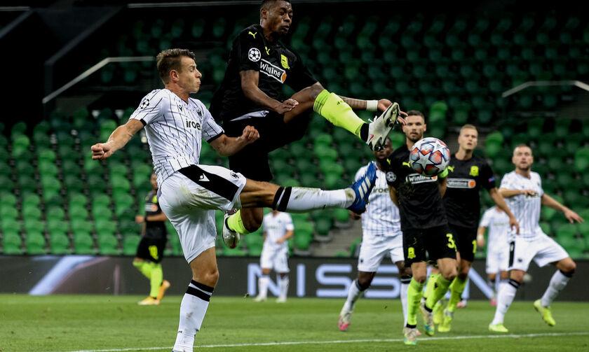 Κράσνονταρ-ΠΑΟΚ 2-1: Τα highlights της αναμέτρησης