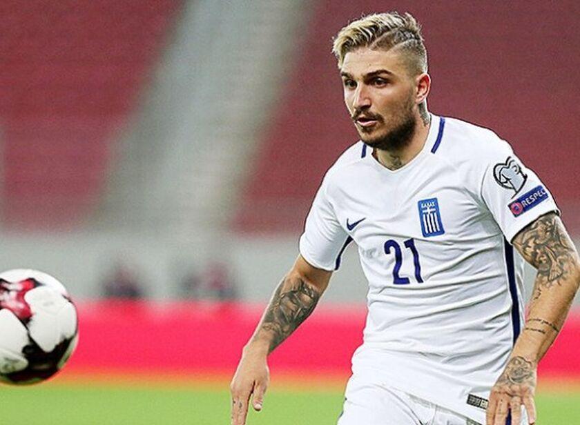 «Νυστέρι» ο Σταφυλίδης χάνει τα ματς της Εθνικής του Οκτωβρίου