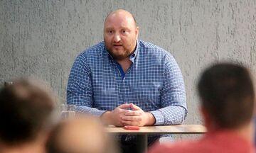 Χριστοδουλόπουλος: «Μιλάω με επενδυτές για την ΚΑΕ Πανιώνιος»