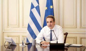 Διάγγελμα του Πρωθυπουργού Κυριάκου Μητσοτάκη στις 18:00