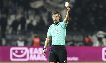 Διαιτητές 3ης αγωνιστικής Super League: Ο Σιδηρόπουλος στο Φάληρο, ο Φωτιάς στο Βόλο
