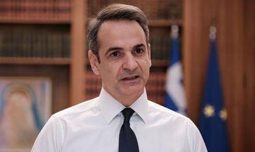 LIve streaming: Το διάγγελμα του πρωθυπουργού (18.00)
