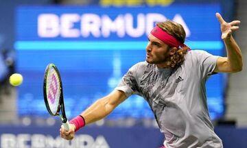 Η κλήρωση του Τσιτσιπά στο Roland Garros