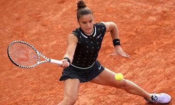 Roland Garros: H κλήρωση της Σάκκαρη