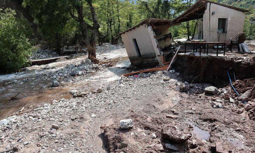 Αναστέλλεται η πληρωμή ρυθμισμένων υποχρεώσεων από τους πληγέντες του «Ιανού»