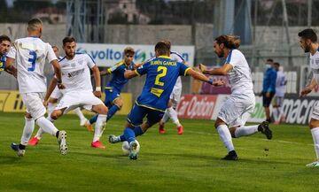 Ισόπαλο 0-0 το φιλικό του Αστέρα Τρίπολης με το Αιγάλεω