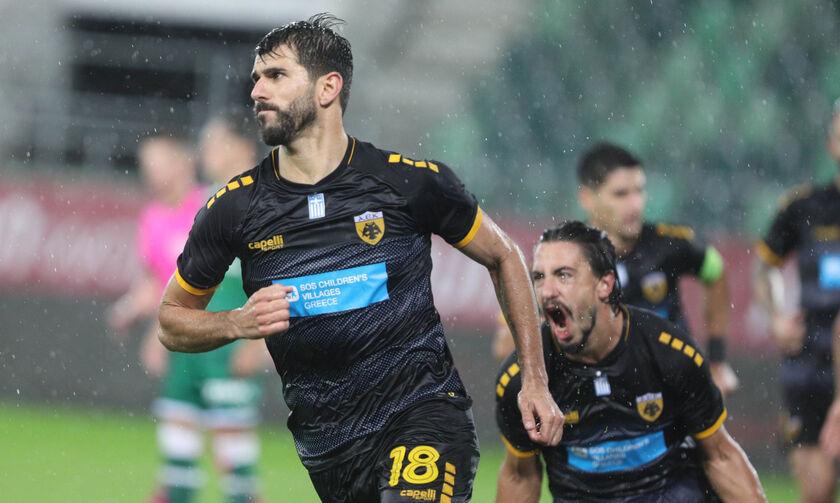 Σεν Γκάλεν - ΑΕΚ 0-1: Με ήρωα Τσιντώτα και σκόρερ Ολιβέιρα (highlights)