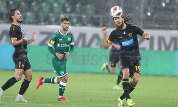 Σεν Γκάλεν - ΑΕΚ 0-1: Ο  Τσιντώτας έσωσε την ΑΕΚ από αυτογκόλ του Ινσούα και  λάθος του Τσιγκρίνσκι