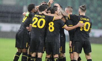 Βαθμολογία UEFA: Πιο κοντά η Ελλάδα στην 17η θέση, μετά τη νίκη της ΑΕΚ