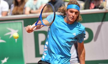 Roland Garros: Απαιτητική πρεμιέρα για Τσιτσιπά