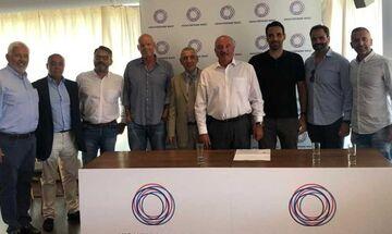 «Κολυμπάμε μαζί»: Πέντε νέοι υποψήφιοι στο πλευρό του Κυριάκου Γιαννόπουλου