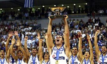 Εθνική μπάσκετ: Δεκαπέντε χρόνια από το... συρτάκι στο Βελιγράδι! (vid)