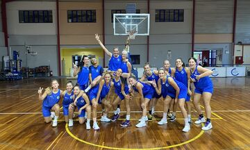 Ελευθερία Μοσχάτου: Η νέα δύναμη του γυναικείου μπάσκετ! (pics)