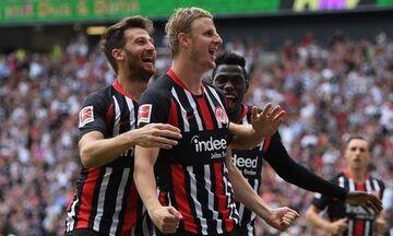Bundesliga: Επιβλητική Άιντραχτ στο Βερολίνο (highlights)