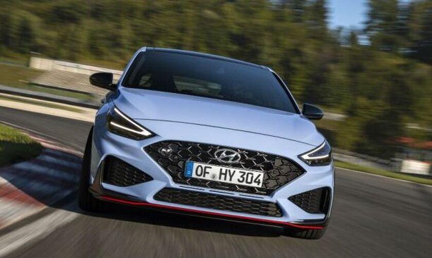 Νέο και ελαφρύτερο Hyundai i30 N με έως 280 ίππους