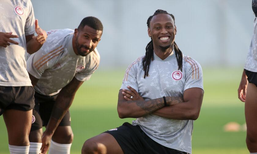 Σεμέδο: «Είμαι καλά στον Ολυμπιακό, νοιάζονται για μένα- Δύσκολη απόφαση»