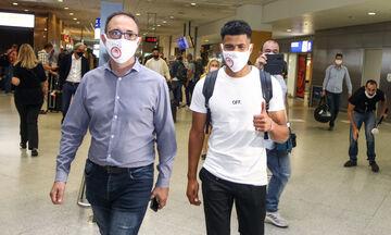 Ολυμπιακός: Στην Ελλάδα ο Ντρέγκερ για να ολοκληρωθεί η μεταγραφή (pics)
