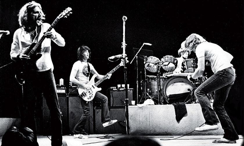 Τα τραγούδια έχουν ιστορία: Ποιο ήταν το Hotel California που κόντεψε να «κάψει» τους Eagles (vid)