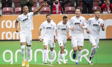 Bundesliga: Η Άουγκσμπουργκ «ράπισε» τη Ντόρτμουντ, υπερηχητική Στουτγκάρδη! (highlights)