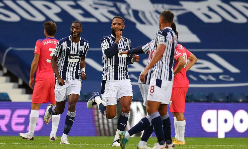 Μπρόμιτς - Τσέλσι: Με τρία γκολ στην πλάτη οι «μπλε» από το ημίχρονο (vids)