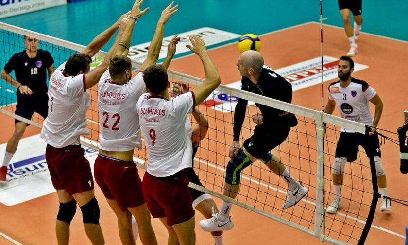 Ολυμπιακός: Με μπροστάρη τον Φρομ 3-1 τον Φοίνικα Σύρου!