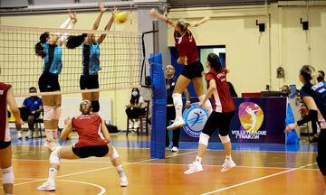 Ολυμπιακός-ΑΟ Θήρας 2-2, λόγω ...τραυματισμού της Εμμανουηλίδου