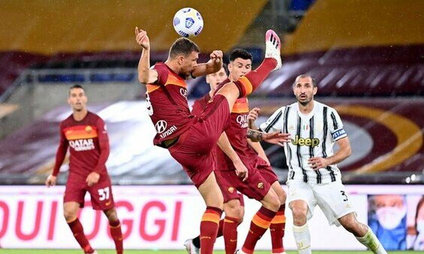 Serie A: Ισόπαλες 2-2 Ρόμα και Γιουβέντους, «εξάσφαιρο» η Νάπολι