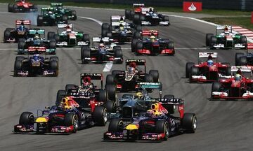 Live Streaming: Formula 1 - Grand Prix Ρωσίας (14:10)