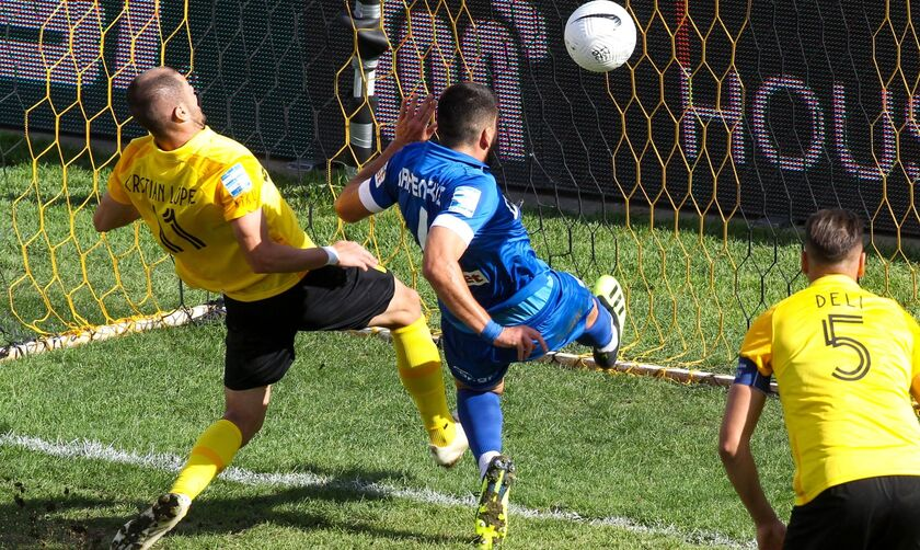 Άρης - ΠΑΣ Γιάννινα: Τα γκολ των Ναουμέτς, Παντελάκη  μέσα σε 7 λεπτά για το 0-2 (vid)