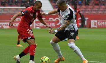 Ligue 1: Η Ντιζόν δεν επέτρεψε στην Μονπελιέ να πλησιάσει στον πόντο κορυφή και Ρεν !