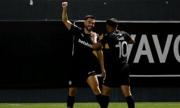 ΟΦΗ - Ατρόμητος: Τα δύο γκολ του Σαρδινέρο για το 2-1 (vid)