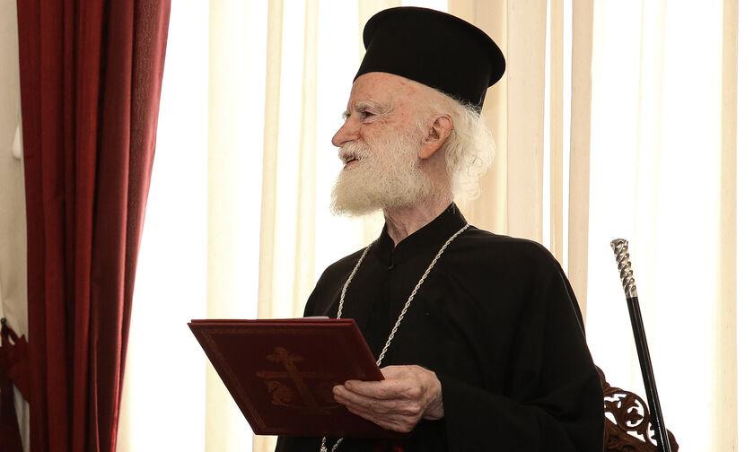 Σε κρίσιμη κατάσταση ο Αρχιεπίσκοπος Κρήτης, Ειρηναίος - Έκανε τεστ κορονοϊού