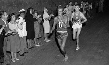 1960: Ξυπόλητος στο Κολοσσαίο! (vid)