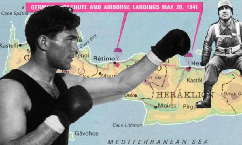 O Μαξ Σμέλινγκ «σκοτώθηκε» στη μάχη της Κρήτης αλλά πέθανε το 2005! (vid)