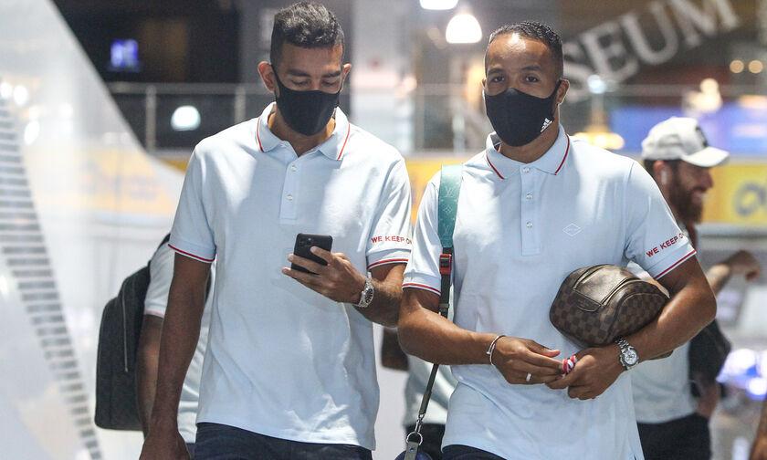 Ολυμπιακός: Έφτασε στην «καυτή» Κύπρο η αποστολή
