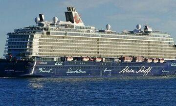 Κορονοϊός: Συναγερμός σε κρουαζιερόπλοιο ανοιχτά της Μήλου με 1.000 επιβάτες