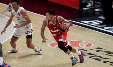 Πρεμιέρα EuroLeague: Οι διαιτητές στους αγώνες Ολυμπιακού και Παναθηναϊκού