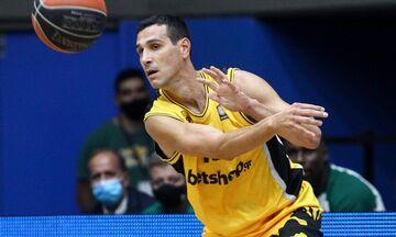 ΑΕΚ: Ο Ζήσης μίλησε για την πρόκληση του Final-8 - To μπάσκετ χωρίς φιλάθλους