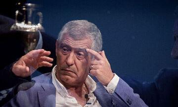 Ο Φερνάντο Σάντος θέλει να κατακτήσει το Παγκόσμιο Κύπελλο
