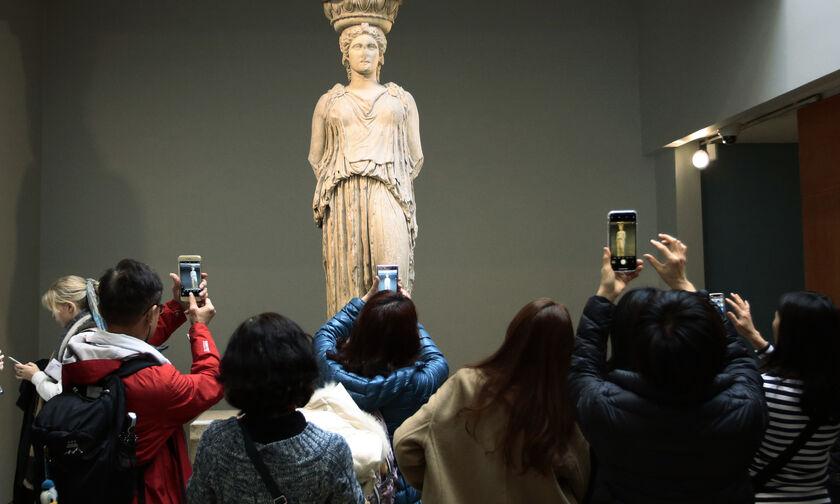 Βρετανικό Μουσείο για Μάρμαρα Παρθενώνα: «Καμία πρόθεση επιστροφής τους»