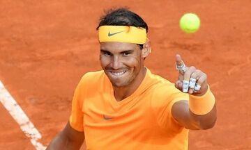 Roland Garros: Άνετη πρεμιέρα και 94 νίκες για τον Ναδάλ (vid+αποτελέσματα)
