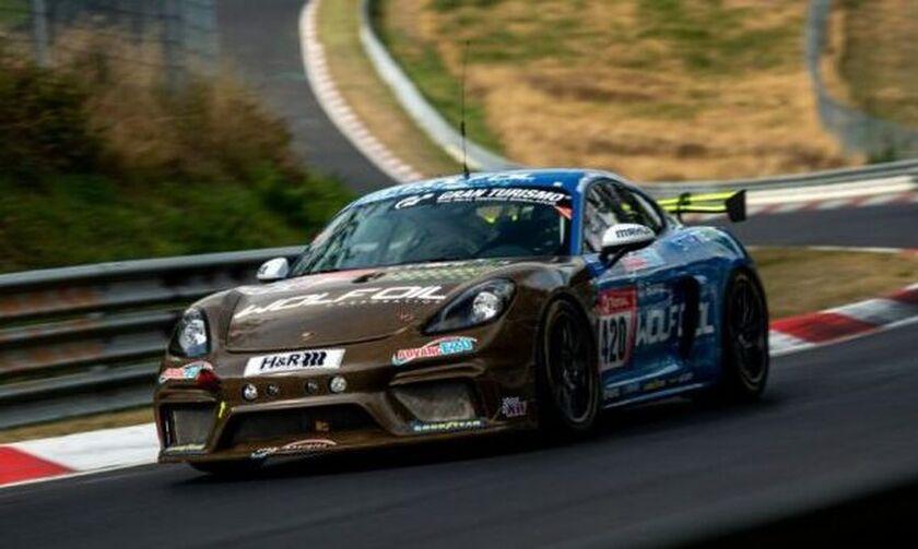 Η Porsche τρέχει με λιναρόσπορο!